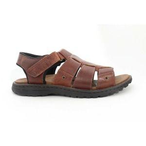 Abeo Brody Sandals Dark Brown  9  ()5854